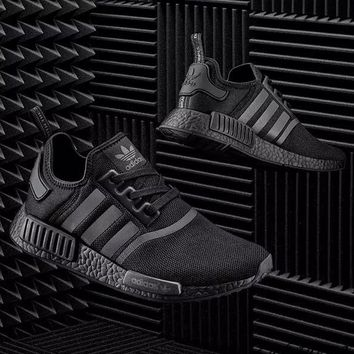 """Adidas"" NMD Boost Women Men Fashion Leisure Running Sports Shoes"