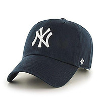 mieniwe? Navy Blue NY Embroidered Baseball Caps Hats