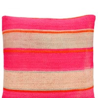 Bolivian Frazada Pillow in Palm Desert, 22""