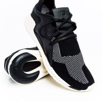 Y-3 Boost QR Knit Black/Black Sneaker