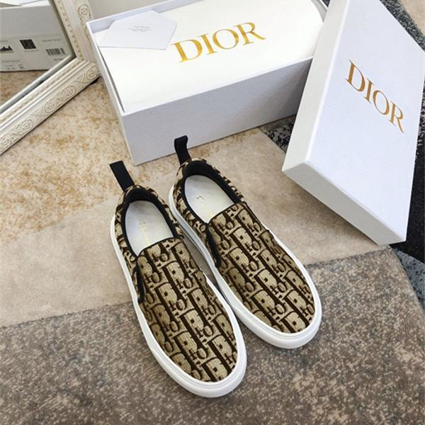 Image of Dior fashion casual lefook shoes