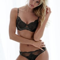 Unlined Lace Demi Bra - The Victoria's Secret Designer Collection - Victoria's Secret