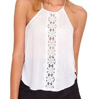 Dreamy Cami Top White