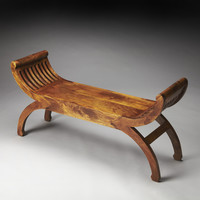 Artifacts Romulus Solid Wood Bench