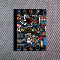 iPad Air case,iPad 2 case,iPad 3 case,iPad 4 case,iPad 2 cover,iPad 3 cover,iPad 4 cover,iPad Air cover--Divergent,in leather.