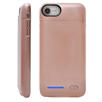 Rose Gold Charging iPhone Case