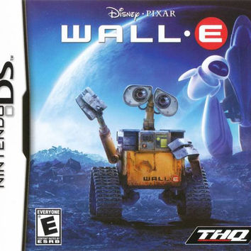 Wall-E - Nintendo DS (Game Only)