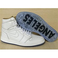 "AIR JORDAN 1 ""LOS ANGELES"" BASKETBALL SHOES 38-47"