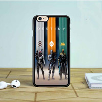 Destiny Shooter Action Game iPhone 6 Case Dewantary