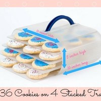 Cookie Carrier/Brownie Carrier