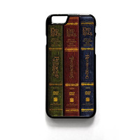 Book Collection Of The Lord Of The Rings Trilogy For Iphone 4/4S Iphone 5/5S/5C Iphone 6/6S/6S Plus/6 Plus Phone case ZG
