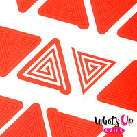 Whats Up Nails - Triangle Spiral Tape