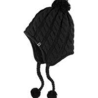 The North Face Women's Accessories Hats & Scarves WOMEN'S FUZZY EARFLAP BEANIE