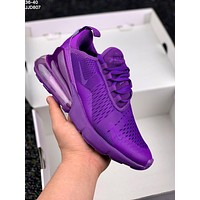 Nike AIR MAX 270 Outdoor sports running shoes