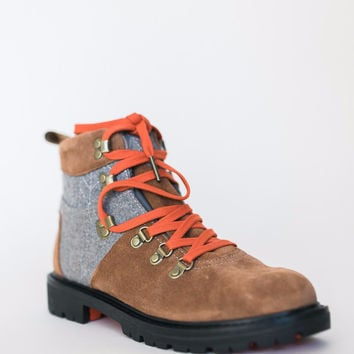 Toms Suede Summit Boot