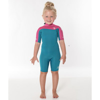 GIRLS (2-6) SYNERGY 2MM SPRING SUIT