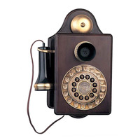 Paramount Antique Wall Reproduction Novelty Phone