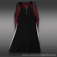Tail Divine Wine Zip Tank