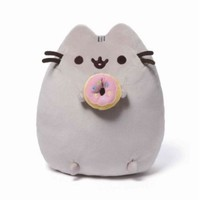 Pusheen W/ Donut Plush PLSH TOY