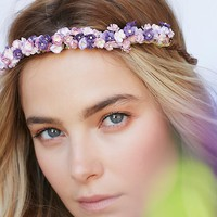 Free People Cosmo Daisy Crown