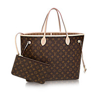 Products by Louis Vuitton: Neverfull GM Mon Monogram