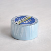 2.54cm*3yard Strong Blue Wig Lace Front Support Double Sided Adhesive Tape For Tape Hair Extension/Toupee/Lace Wig
