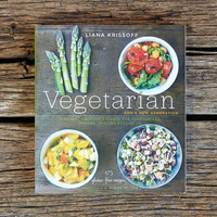 Vegetarian For A New Generation By Liana Krissoff - Urban Outfitters