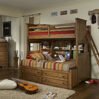 Estes Park Twin over Full Bunk Bed