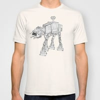 Toys Space T-shirt by Tony Vazquez