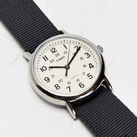 Timex Solid Band Weekender Watch- Blue One
