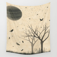When I dream Wall Tapestry by DuckyB (Brandi)