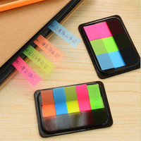 DIY New Cute Kawaii Colored Memo pad Lovely Sticky Paper Post it Note School Office Supplies Korean Stationery 256