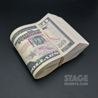 $5,000 Full Print New Style Fat Band