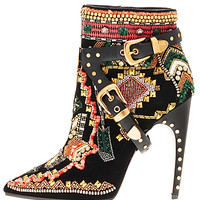 OOOK - Emilio Pucci - Accessories 2014 Fall-Winter - LOOK 4 | Lookovore