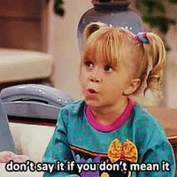 30 Things Michelle Tanner Can Teach You About ...   Making me laugh..