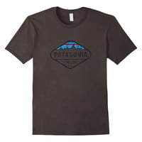 Patagonia Illustrated Buffalo T Shirt Funny Gifts