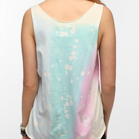 Urban Outfitters - Colorfast Venice Rainbow Tank Top