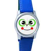 Frog Eyes Wrist Watch