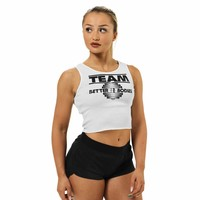 Team Better Bodies Rib Tank