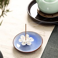 Lotus Flower Beautiful Incense Burner Holder