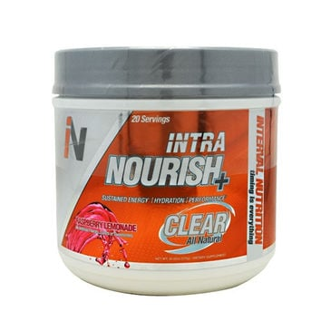 Interval Nutrition Intra Nourish+ Clear