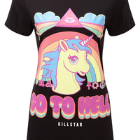 Go To Hell Womens T-Shirt [B]