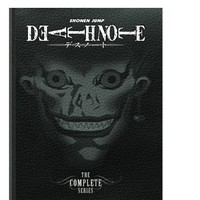 Death Note (animated) Complete Set Repackage