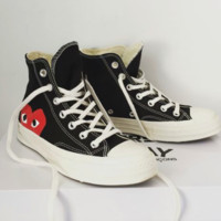 PLAY High-tops canvas shoes H-CSXY