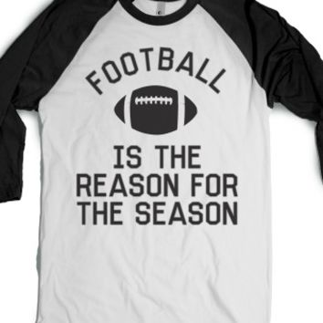 White Black T Shirt Cute Cool Football From Skreened Game