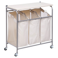 Ironing & Sorter Laundry Center, Laundry Hampers