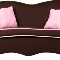 KEET Homey VIP Sofa, Sweet Brown