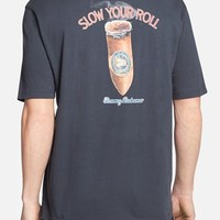 Men's Tommy Bahama 'Slow Your Roll' Original Fit Graphic T-Shirt,