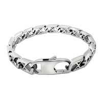 Shiny Awesome Great Deal Hot Sale Gift New Arrival Stylish Simple Design Titanium Men Ladies Accessory Bracelet [6526709571]