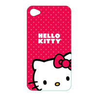Hello Kitty Polycarbonate Wrap for iPod Touch 4G